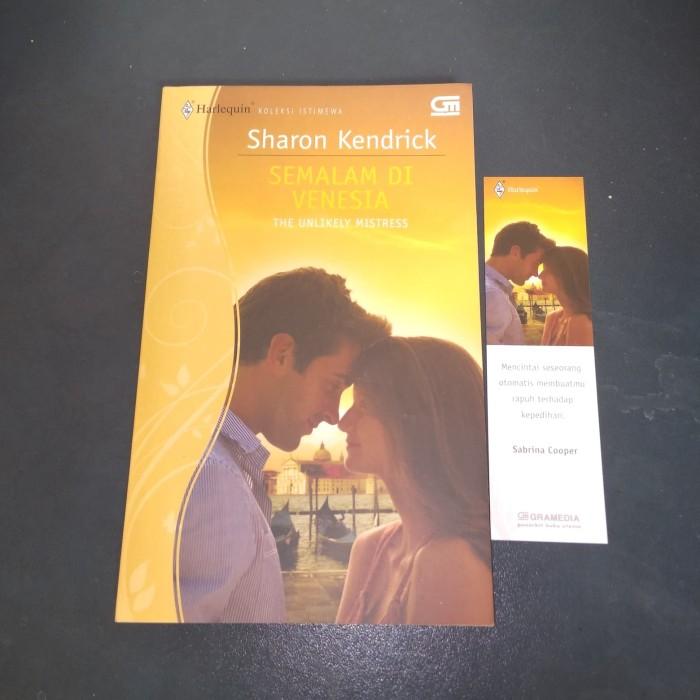 Foto Produk Semalam Di Venesia- Novel Harlequin Terjemahan by Sharon Kendrick dari Vindepre