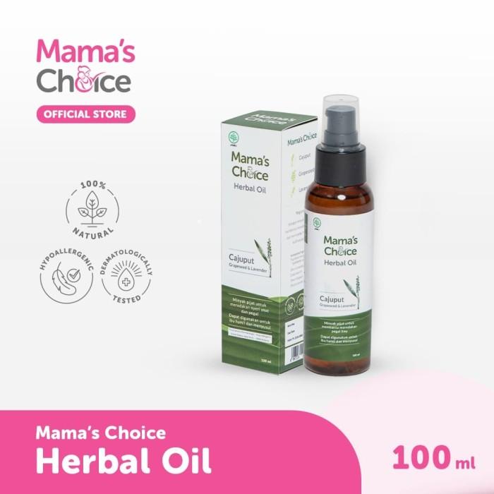 Foto Produk Mama's Choice Herbal Oil dari MamasChoiceID
