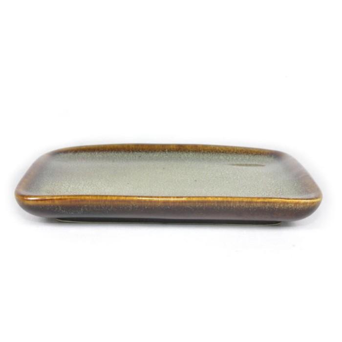 Foto Produk Artisan Ceramic | Nuansa Green Nigiri Plate | Piring Keramik dari Artisan Ceramic