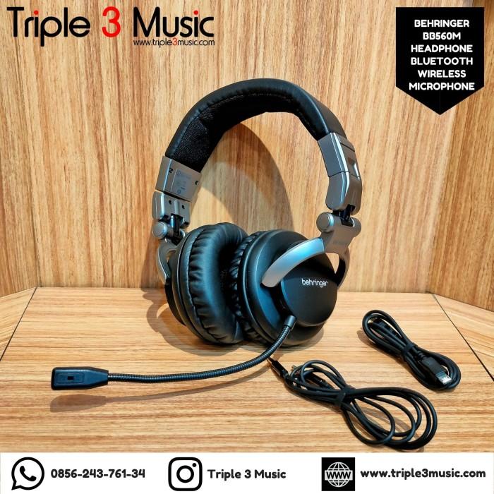 Foto Produk Behringer BB 560M BB560M Wireless Headphone Gaming Bluetooth mic dari triple3music