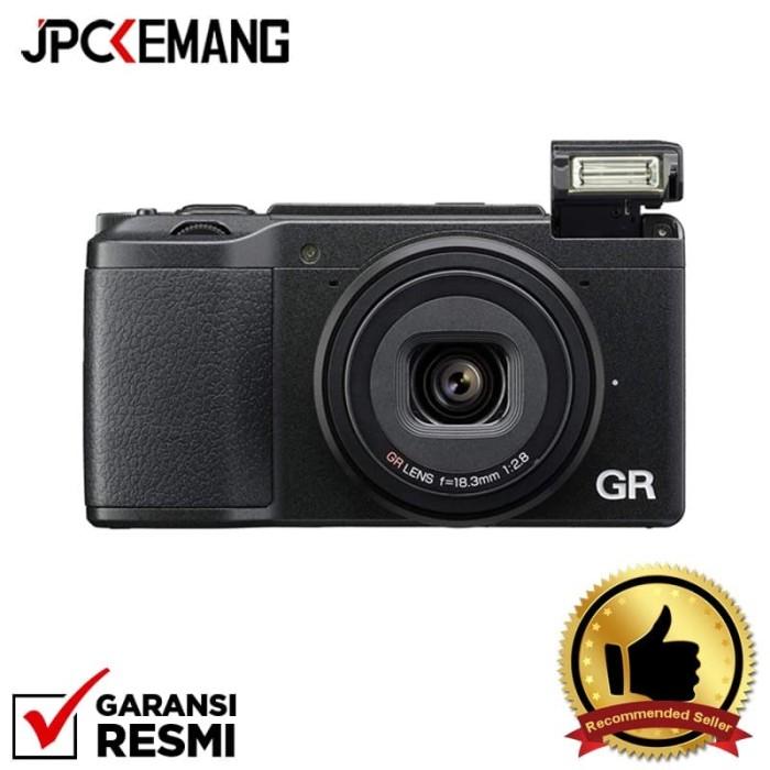 Foto Produk Ricoh GR II Black dari JPCKemang