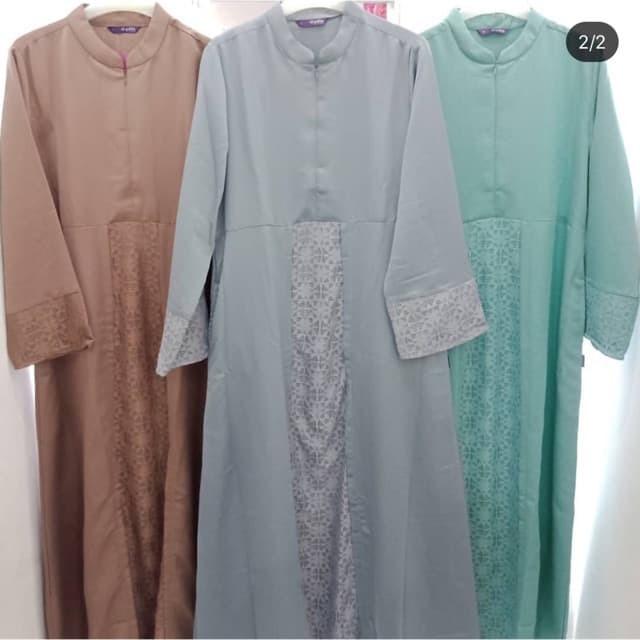 Jual Gamis Elzatta Hijab Original Gamis Athaya Kota Bandung Koleksinadhira Tokopedia