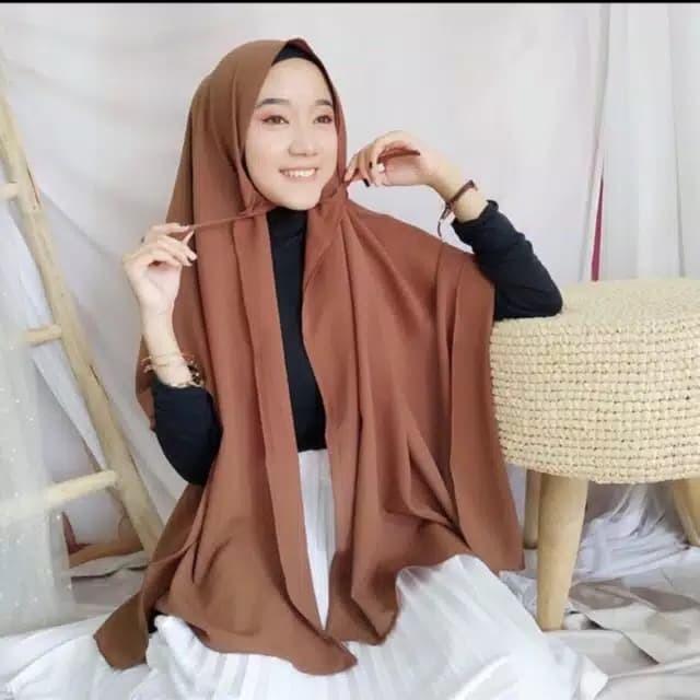 Jual Pashmina Tali Diamond 75x175 Hijab Jilbab Kerudung Kota Bandung Rocksmetik Tokopedia