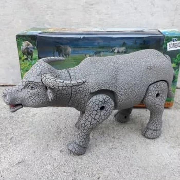 Foto Produk mainan hewan kerbau dari MAG TOYS