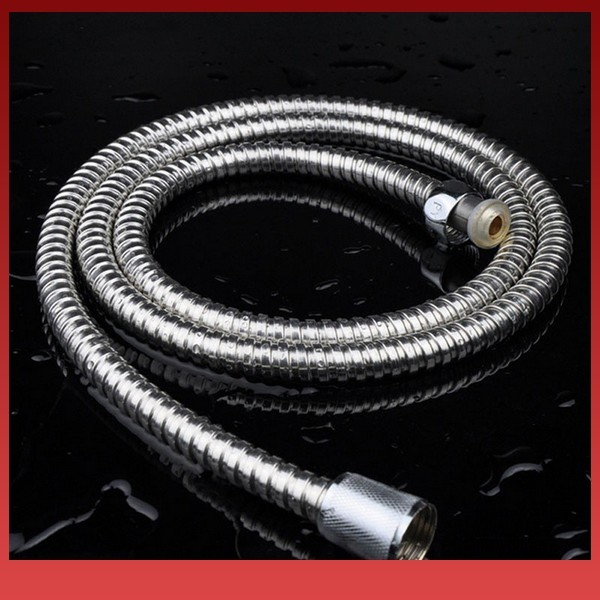 Jual Mc 2m Flexible Shower Hose Stainless Steel Bathroom Heater Jakarta Pusat Modif Car Tokopedia