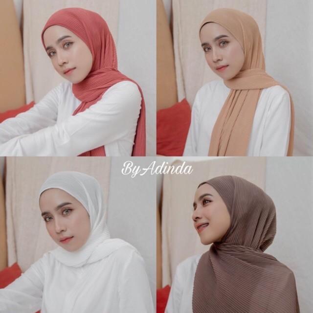 Jual Pashmina Plisket Shawl Cotton Pasmina Hijab Crinkle Plisket Pleats Kab Semarang Kilamn Jaya Tokopedia