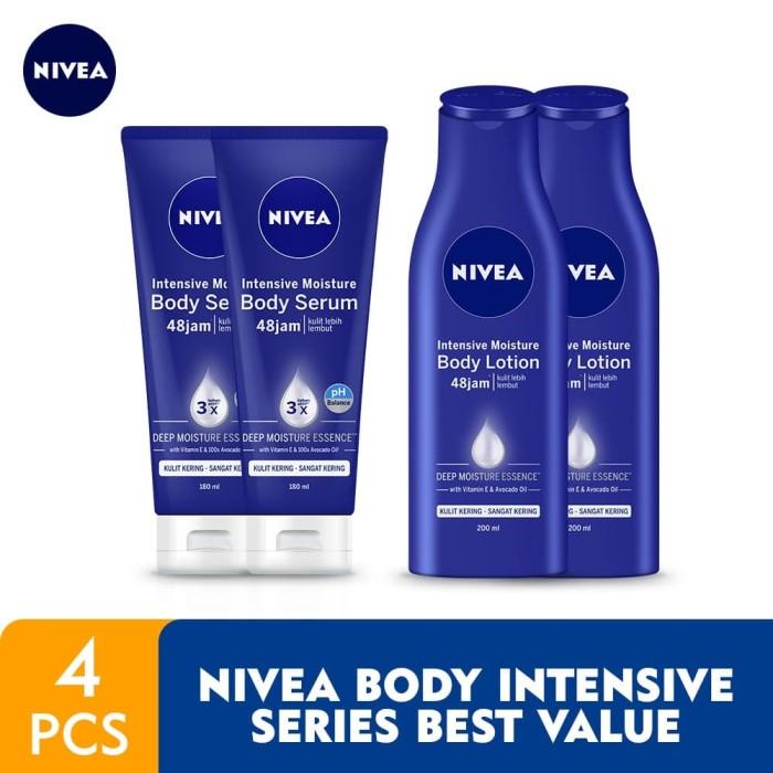 Foto Produk NIVEA Body Intensive Series - Best Value dari NIVEA Official