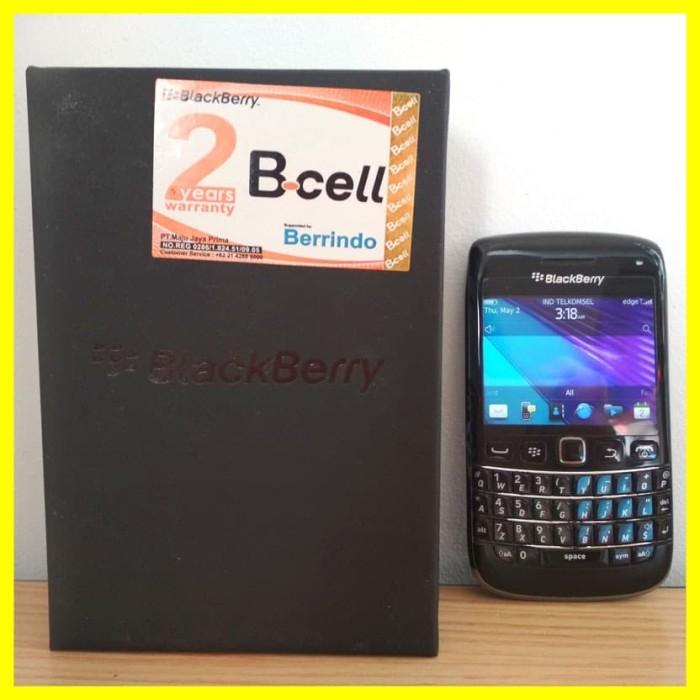 Foto Produk Handphone HP Jadul Blackberry BB Bold Bellagio 9790 Nyala Hitam Murah dari Iyesh Online Store