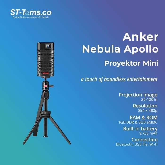 anker nebula apollo