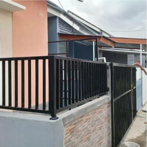 Jual Pagar Rumah Minimalis Pagar Rumah Besi Pagar Rumah Murah - Kab.  Bandung Barat - Toko Las Bandung Barat | Tokopedia