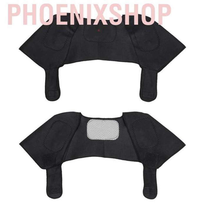 Foto Produk Phoenixshop 4 Size Heat Therapy Pad Belt Shoulder Protector Support dari GIGATANK