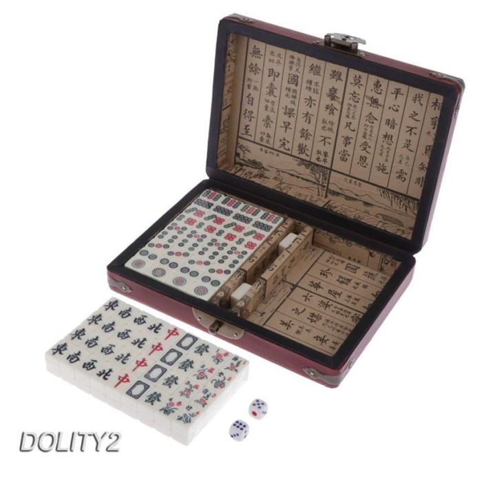 Jual Pesta Mahjong Mini Permainan Tradisional Cina Untuk Kota Malang Lordy88 Tokopedia