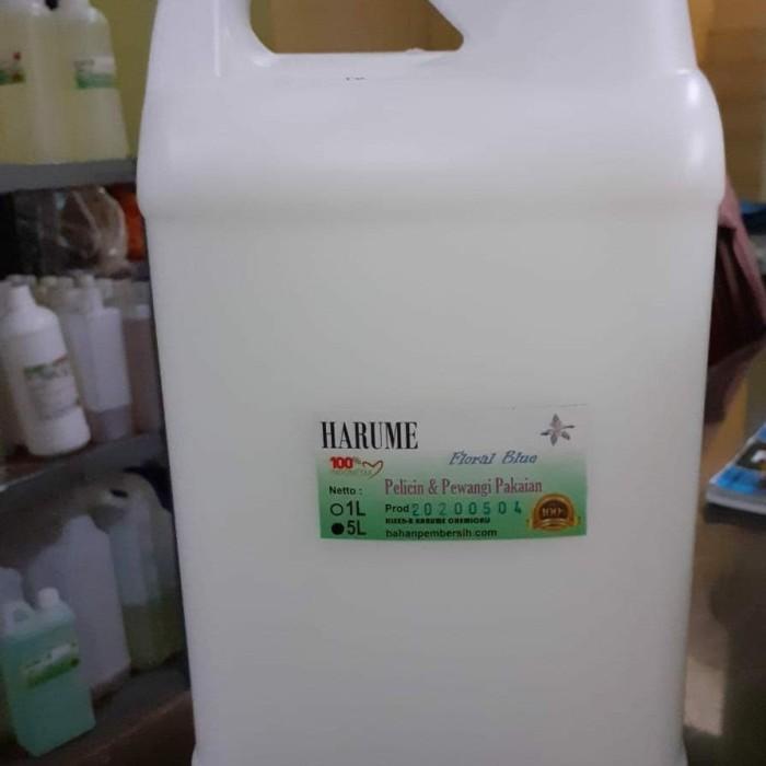 Foto Produk PELICIN & PEWANGI PAKAIAN PULUHAN AROMA @5L KLEEN-R HARUME CHEMICALS dari bahanpembersih com