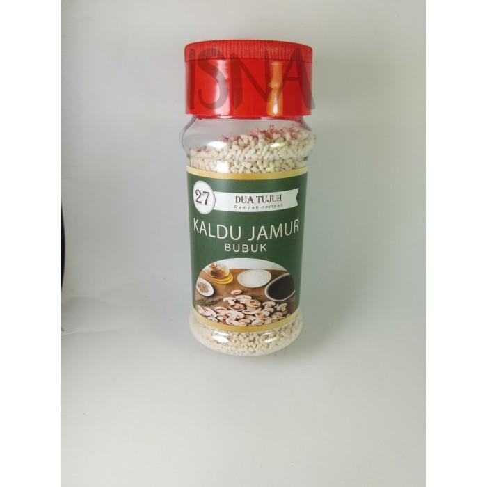 Kaldu Jamur Bubuk Mushroom Seasoning Powder Vegan Seasoning Powder