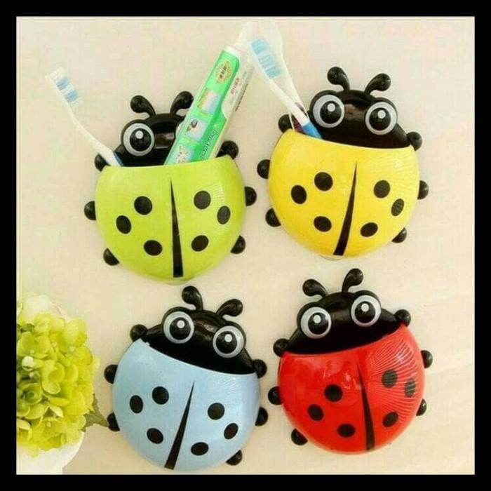 Jual Tempat Sikat Gigi Ladybug Lady Bug Termurah 100 Kode 371 Jakarta Pusat Roniandrea 100 Tokopedia