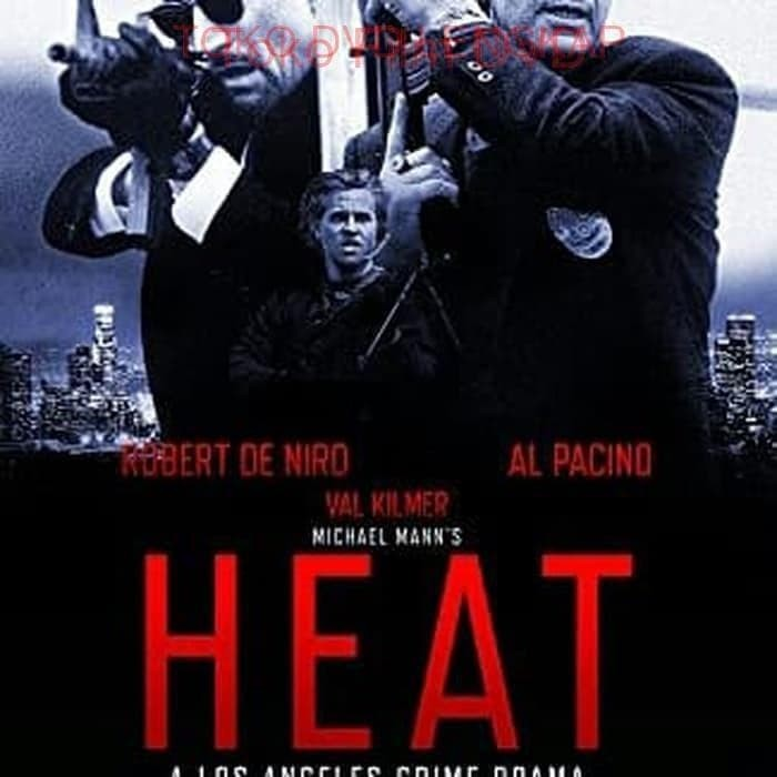 Jual Film Dvd Heat 1995 Kota Bandung Bedoels Tokopedia