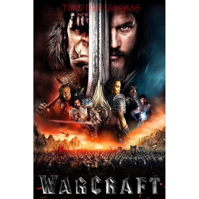 Jual Film Dvd Warcraft 2016 Kota Bandung Bedoels Tokopedia