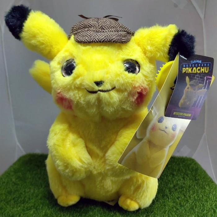 Foto Produk Plushie Detective Pikachu dari Saudagar Waifu