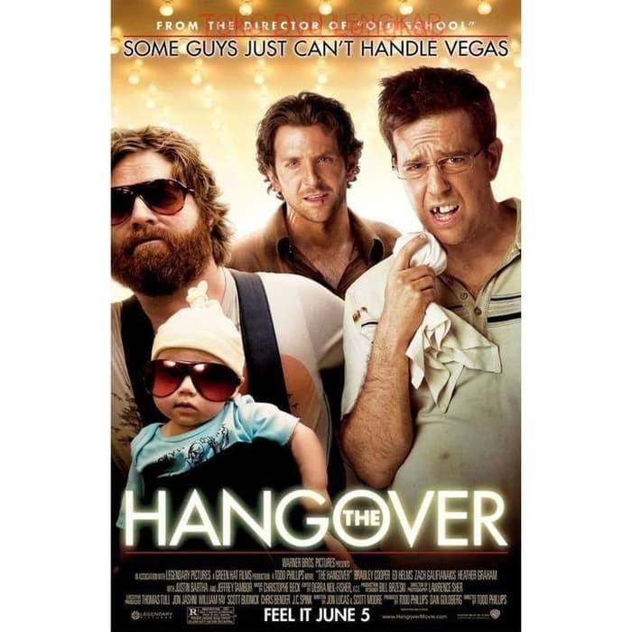 Jual Film Dvd The Hangover 2009 Kota Bandung Bedoels Tokopedia