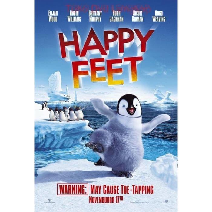 Jual Film Dvd Happy Feet 2006 Kota Bandung Bedoels Tokopedia