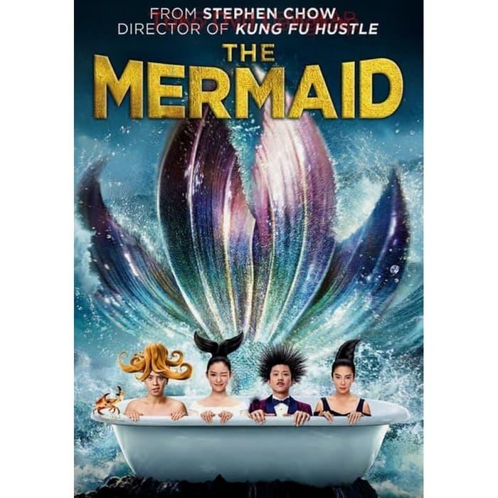 Jual Film Dvd The Mermaid 2016 2016 Kota Bandung Bedoels Tokopedia