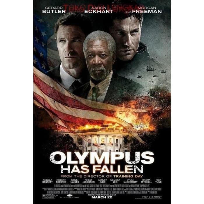 Jual Film Dvd Olympus Has Fallen 2013 Kota Bandung Bedoels Tokopedia