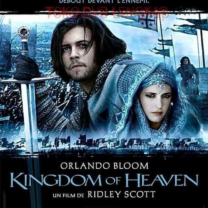 Jual Film Dvd Kingdom Of Heaven 2005 Kota Bandung Bedoels Tokopedia