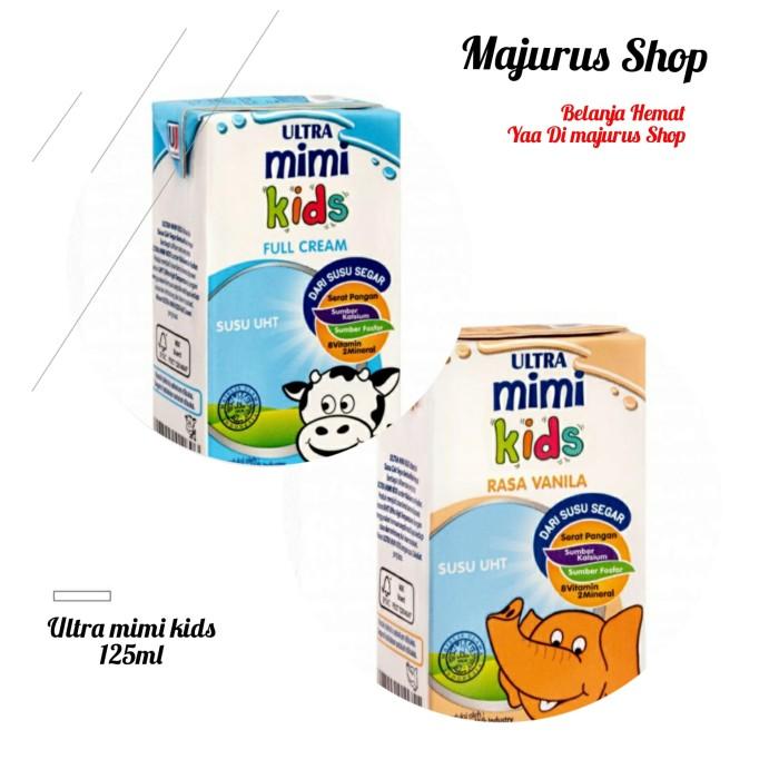 Foto Produk Susu Ultra Mimi 125ml - Chocolate dari majurus shop