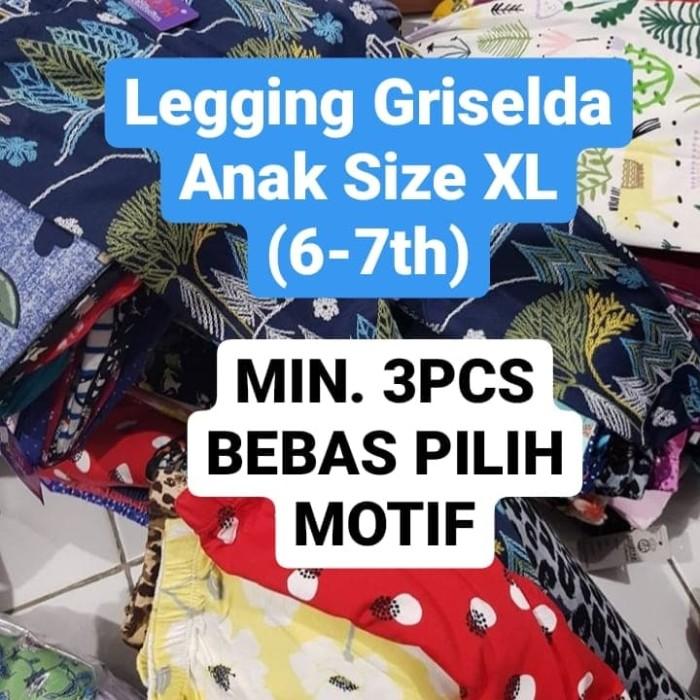 Foto Produk Legging Anak Griselda uk. XL, Bebas pilih motif dari DIAR_GROSIRKIDS