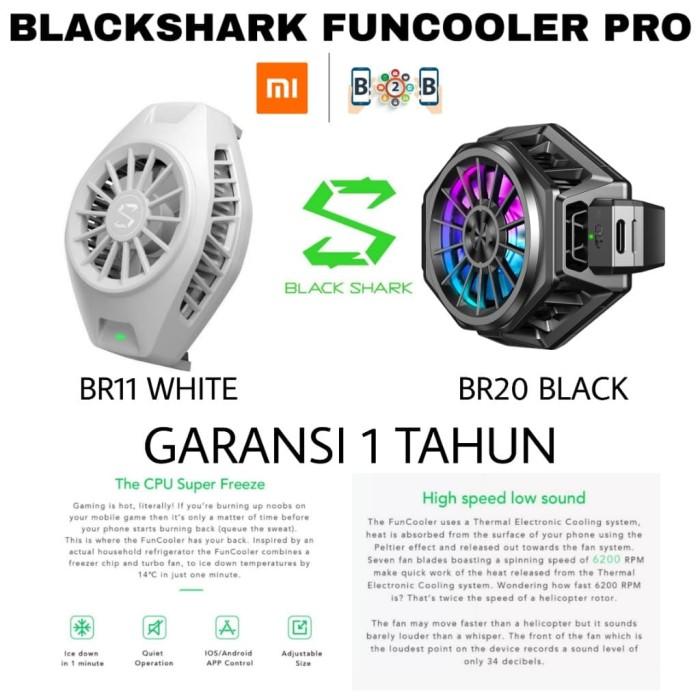 Jual Black Shark 3 Pro FunCooler Pro - BlackShark Fun ...