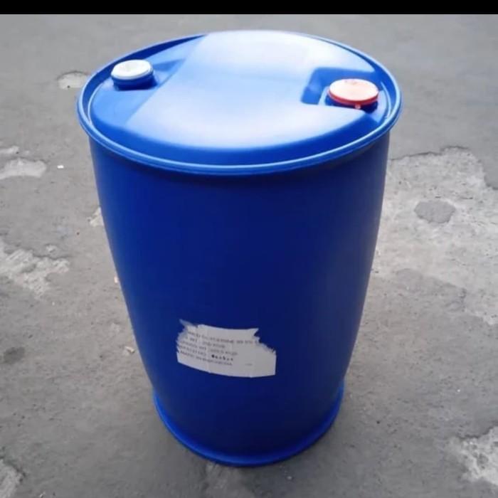 Jual Drum Plastik Kapasitas 200 Liter Poligen Tutup Kecil Kota Bekasi Tokopaima Tokopedia