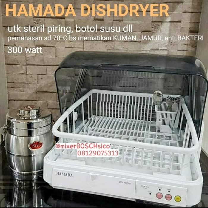 Foto Produk SICO HAMADA DISH DRYER dari Mixer BOSCH SICO