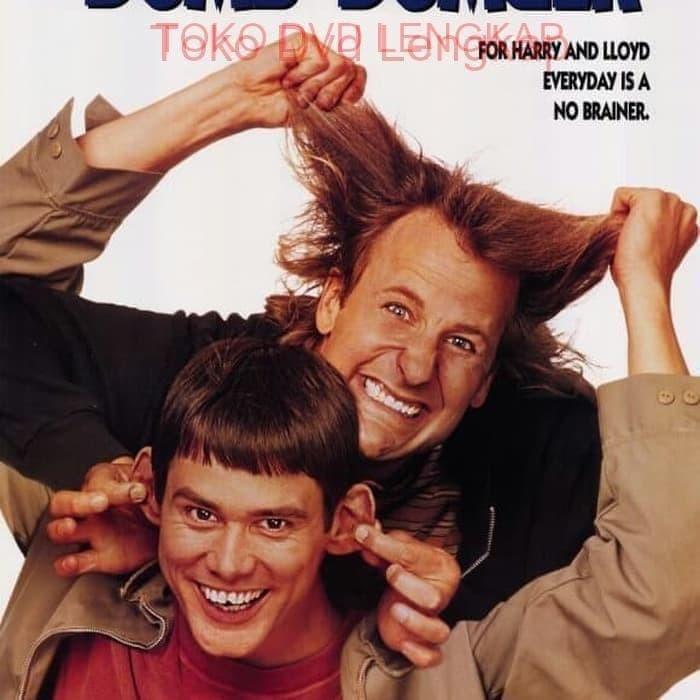 Jual Film Dvd Dumb And Dumber 1994 Kota Bandung Filmkita Tokopedia