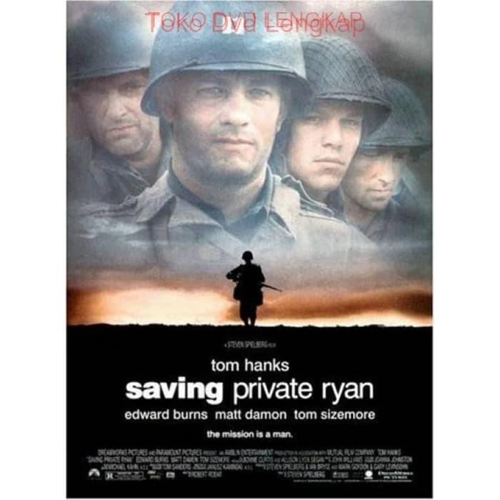 Jual Film Dvd Saving Private Ryan 1998 Kota Bandung Arneshtri Tokopedia