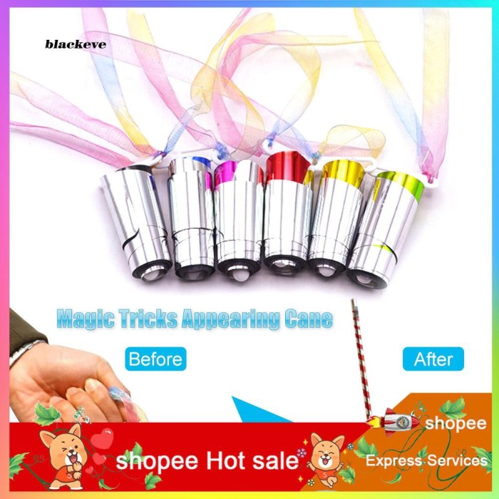 Jual Zxa Appearing Cane Close Up Gimmick Illusion Magic Wand