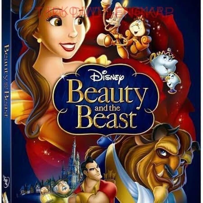 Jual Film Dvd Beauty And The Beast 1991 Kota Bandung Arneshtri Tokopedia