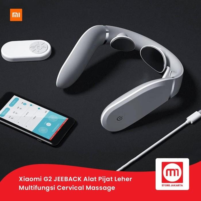 Foto Produk Xiaomi G2 JEEBACK Alat Pijat Leher Multifungsi Cervical Massage dari Mi Store Jakarta
