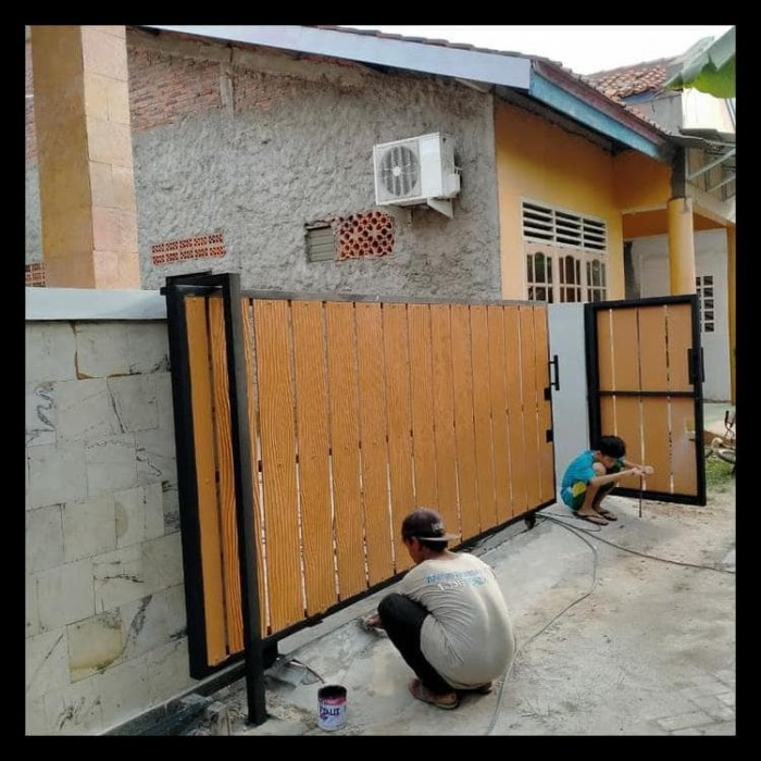 Jual BAGUS PAGAR RUMAH MINIMALIS TOP QUALITY - Jakarta Pusat - James-Mart |  Tokopedia