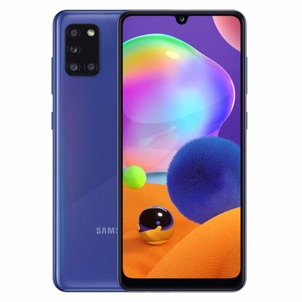 Foto Produk Samsung Galaxy A31 6/128 GB A315G Blue dari Samsung Mobile Indonesia