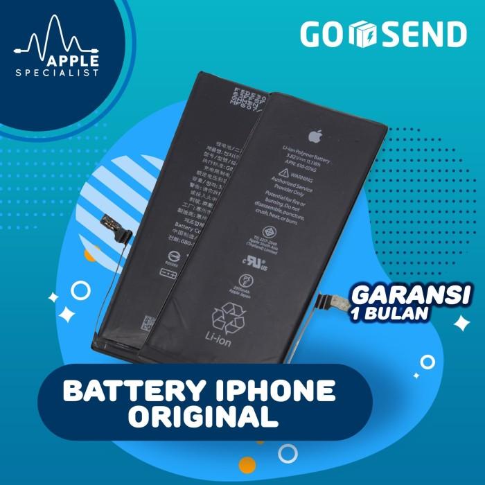Foto Produk BATERAI IPHONE ORIGINAL / BATRE IPHONE ORIGINAL / BATTERY IPHONE - iPhone 4S dari Apple Spesialist