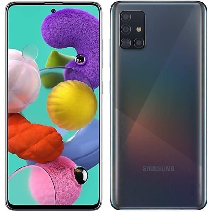 Jual Samsung Galaxy A51 Smartphone 8gb 128gb Hitam Kota Banjarmasin Gadget Mart Bjm Tokopedia