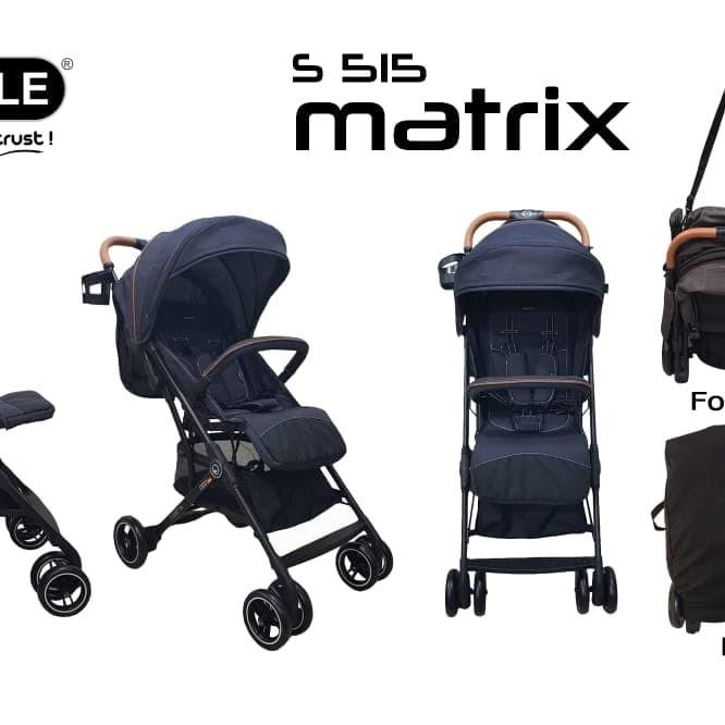 Jual Stroller Baby Elle Kereta Dorong Bayi BabyElle 515 ...