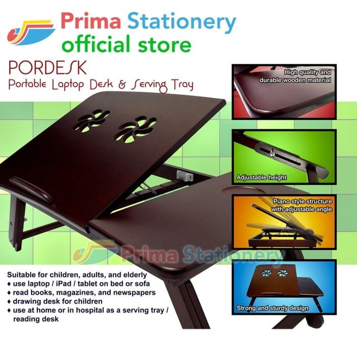 Foto Produk Pordesk - Meja Laptop dari Prima Stationery