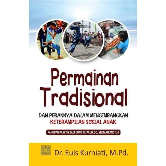 Jual Buku Permainan Tradisional Terlaris Termurah Kota Bandung Tokobukukhasanah Tokopedia
