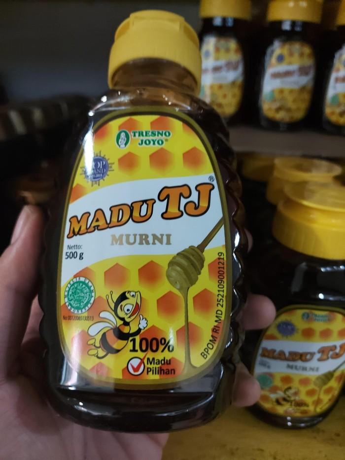 Foto Produk madu tj murni 500 gr dari apotekade