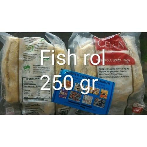 Jual Promo 10 Fish Roll Row Roll 250 Gr Cedea Diskon Jakarta Pusat Fitri Flaminia Tokopedia