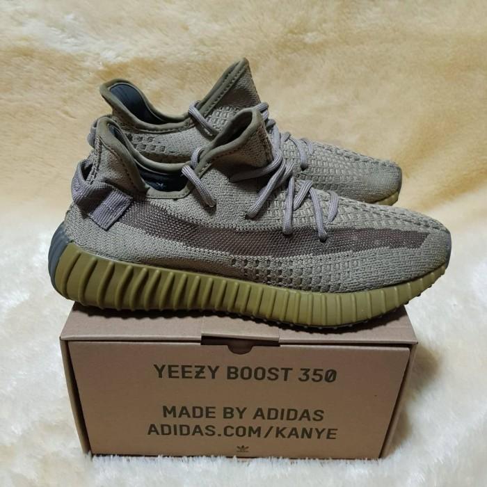 Sepatu Adidas Yeezy Boost 350 V2 Earth