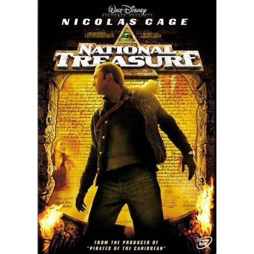 Jual Dvd Film National Treasure 2004 Kab Bandung Gunadi S Tokopedia