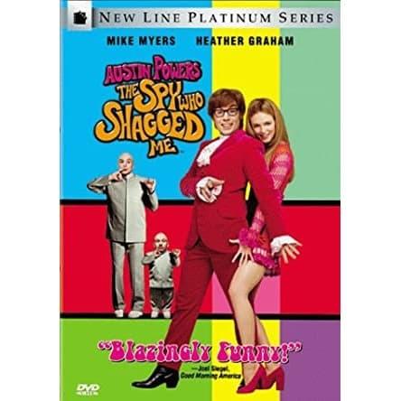 Jual Dvd Film Austin Powers 2 The Spy Who Shagged Me 1999 Kab Bandung Gunadi S Tokopedia