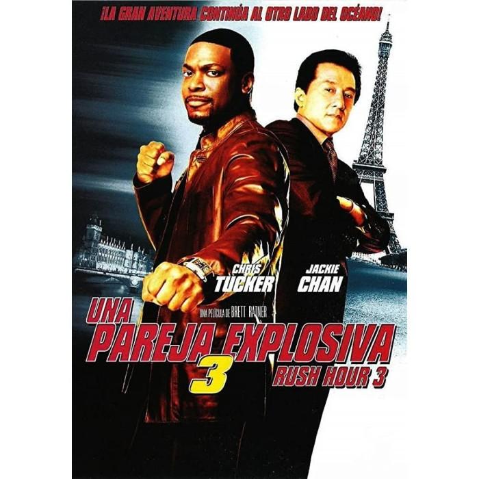 Jual Dvd Film Rush Hour 3 2007 Sub Indo Jakarta Selatan Tempat Nonton Tokopedia
